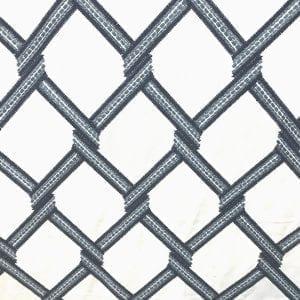Cairo - Navy- Discount Designer Fabric - fabrichousenashville.com