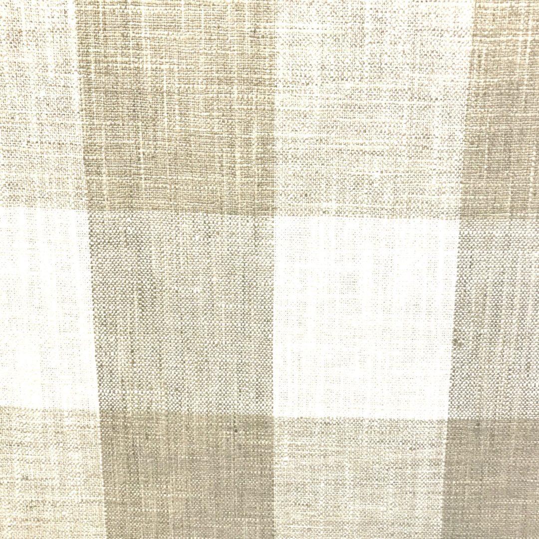 Check Please - Zinc - Discount Designer Fabric - fabrichousenashville.com