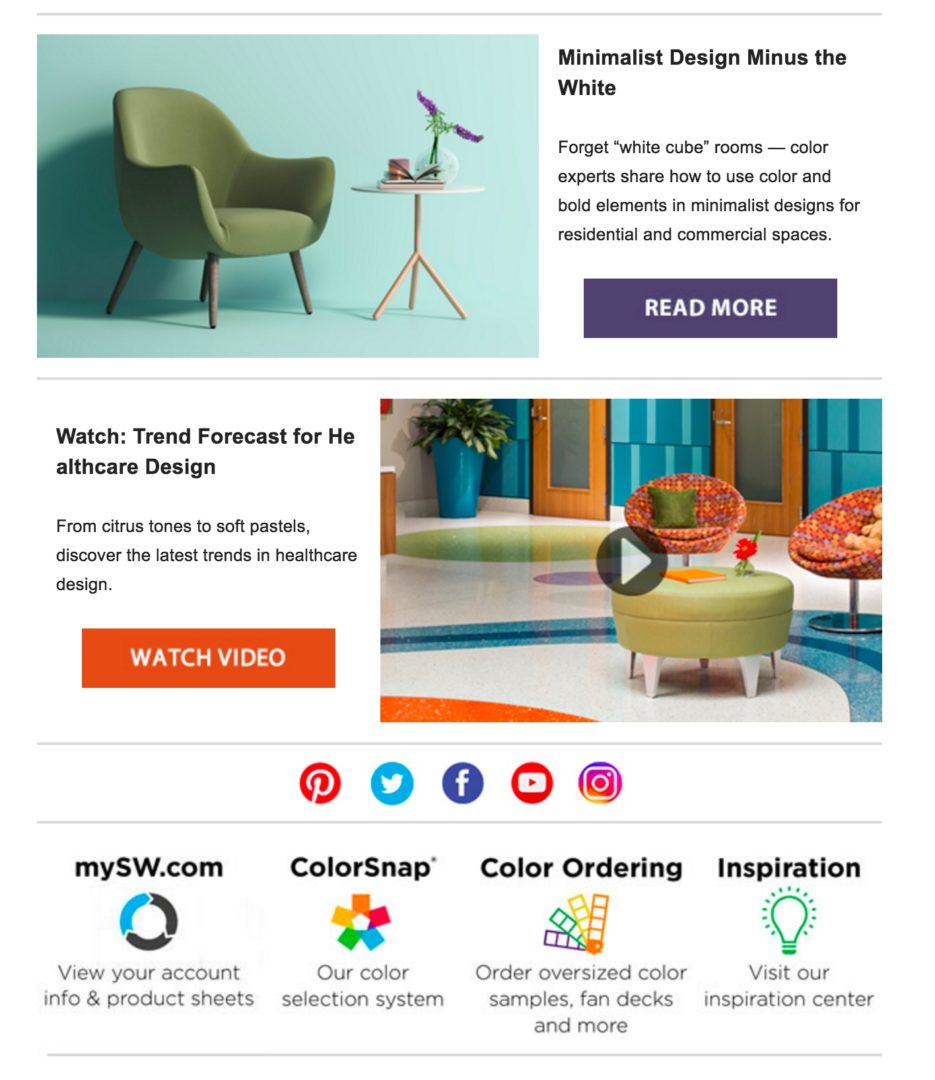Online Fabric Store The 2018 Sherwin Williams Color Of The Year Is