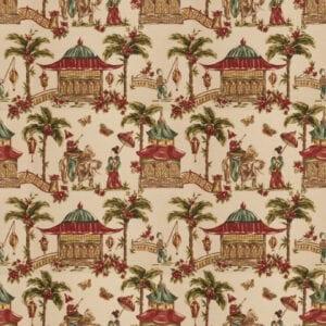 Mougin - Henna - Discount Designer Fabric - fabrichousenashville.com