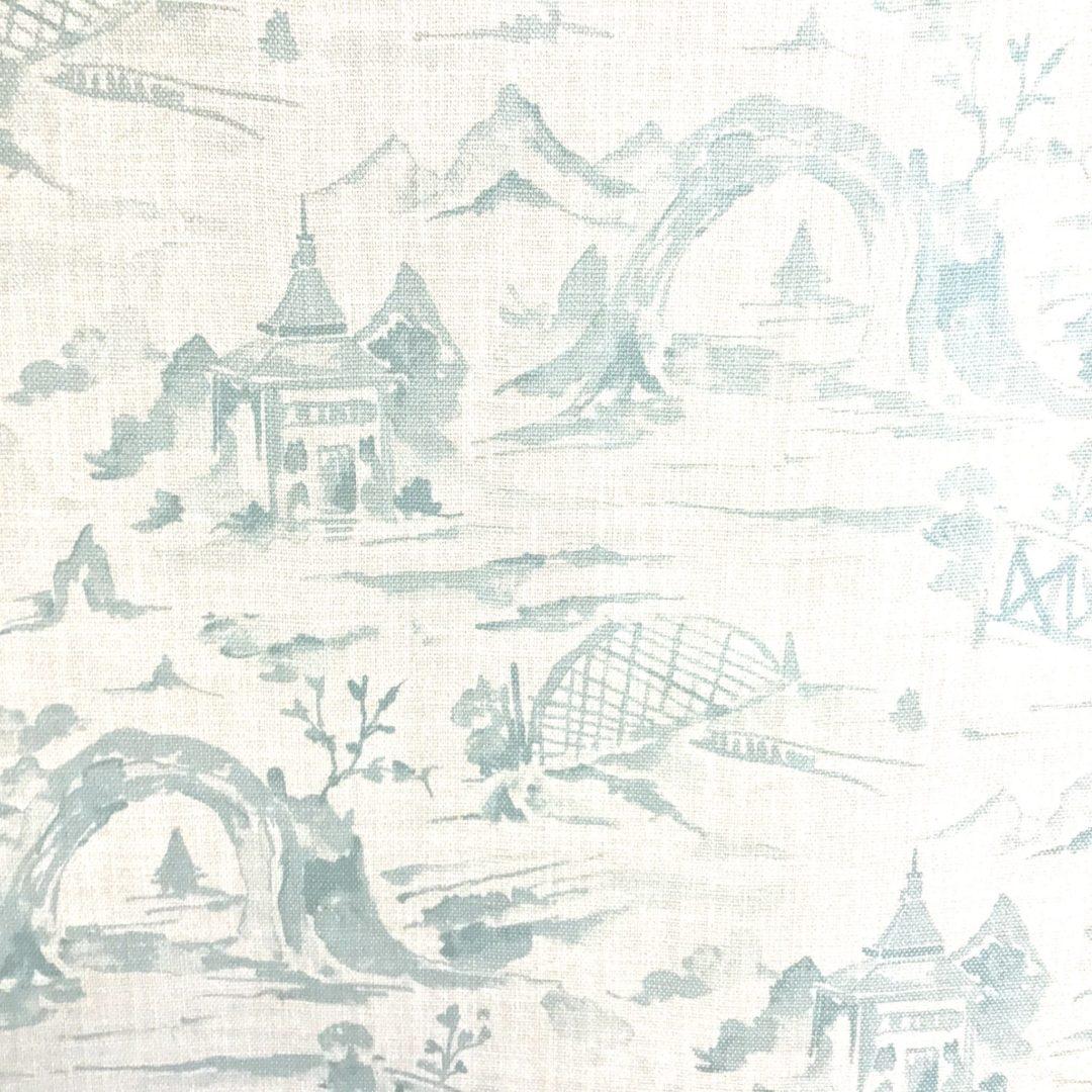 Nanping - Mineral - Discount Designer Fabric - fabrichousenashville.com