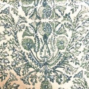Sofia - Verde - Discount Designer Fabric - fabrichousenashville.com