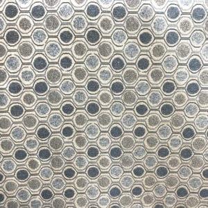 Kenwood - Smokey Blue - Discount Designer Fabric - fabrichousenashville.com