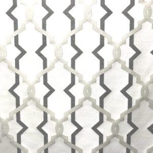 Musing - Graphite - Discount Designer Fabric - fabrichousenashville.com