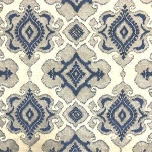 Subria - Indigo - Discount Designer Fabric - fabrichousenashville.com
