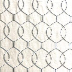 Slalom - Bluestone - Discount Designer Fabric - fabrichousenashville.com