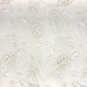 Harmony - Ivory - Discount Designer Fabric - fabrichousenashville.com