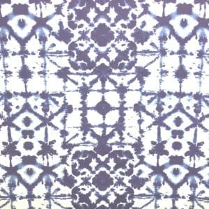 Shibori on Nevada - Indigo - Discount Designer Fabric - fabrichousenashville.com