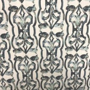 Gordon Gate - Blueridge Eucalyptus - Discount Designer Fabric - fabrichousenashville.com
