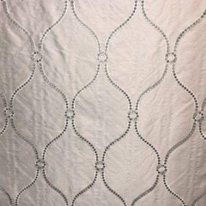 Hitul - Silver Grey - Discount Designer Fabric - fabrichousenashville.com
