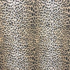 Cheetah - Sandstone - Discount Designer Fabric - fabrichousenashville.com
