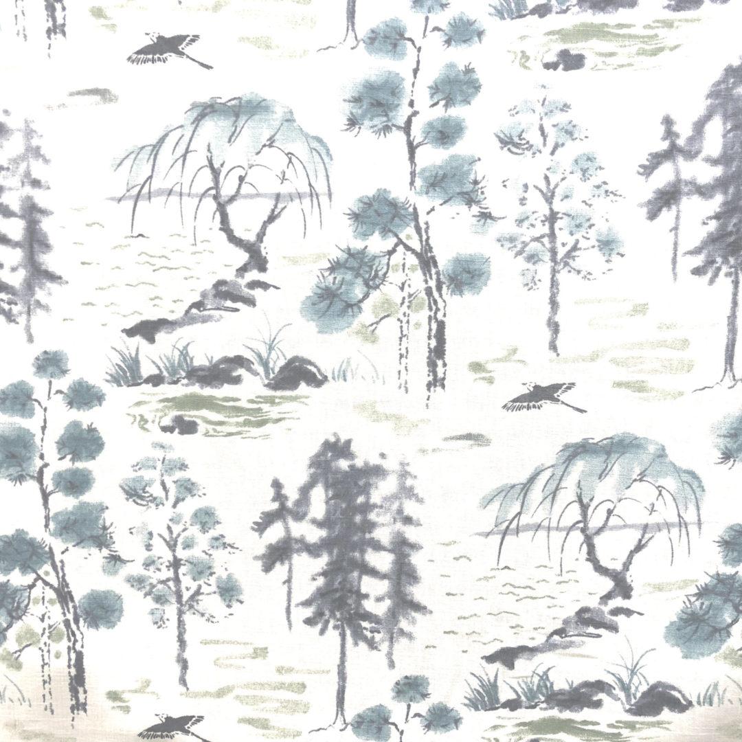 West Lake - Mist - Discount Designer Fabric - fabrichousenashville.com