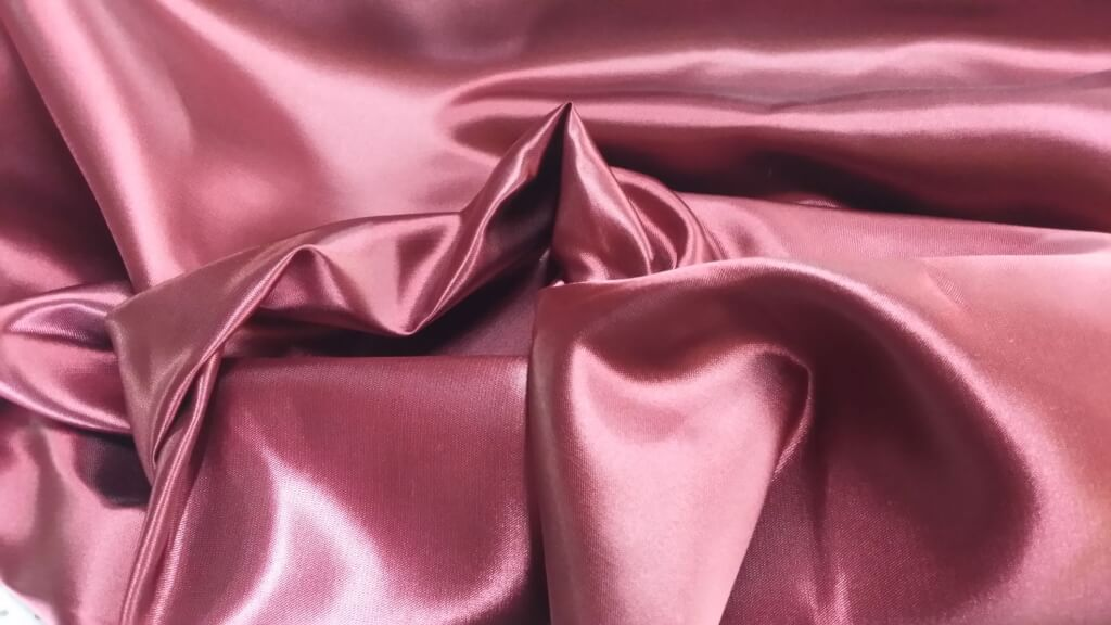 Silk, a decorator fabric