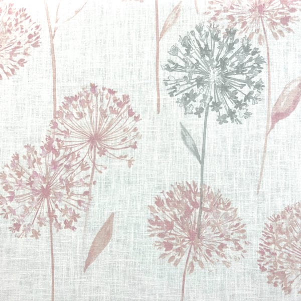 Allium - Rose - Discount Designer Fabric - fabrichousenashville.com