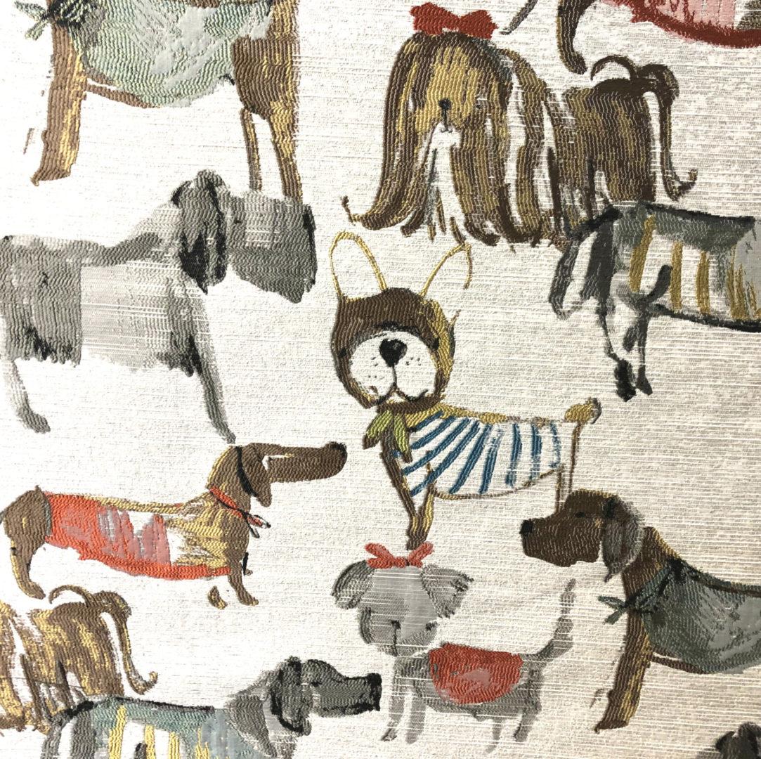 Bad to the Bone - Multi - Discount Designer Fabric - fabrichousenashville.com