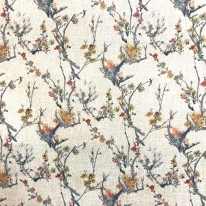Cherry - Multi - Discount Designer Fabric - fabrichousenashville.com