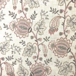 South Point - Coral - Discount Designer Fabric - fabrichousenashville.com
