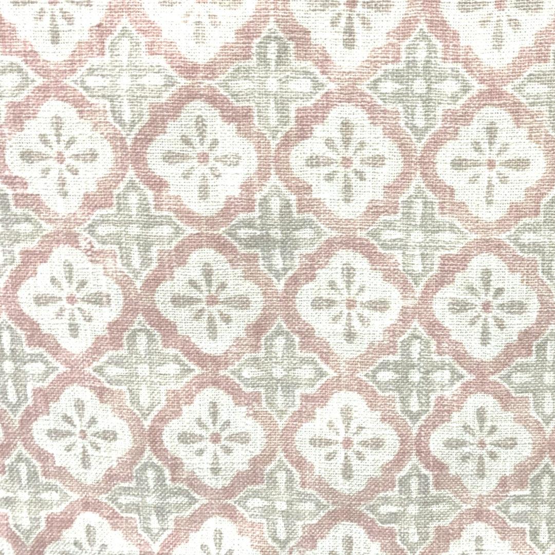 Zari - Coral - Discount Designer Fabric - fabrichousenashville.com