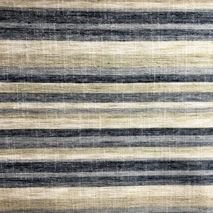 Faded Stripe - Indigo - Decorator Fabric - Designer Fabric for Custom window treatments - fabric stores Nashville TN