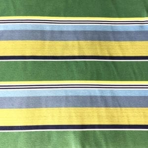 Glover Stripe - Lagoon - Discount Designer Fabric - fabrichousenashville.com