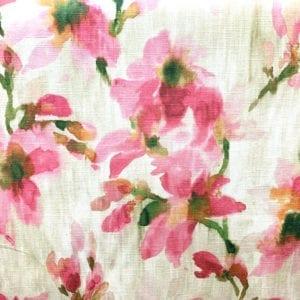 Esperanza - Pink Blush - Designer & Decorator Fabric from #1 Online Fabric Store