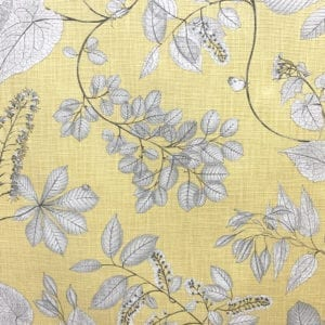 Arboretum - Citrine - Designer & Decorator Fabric from #1 Online Fabric Store