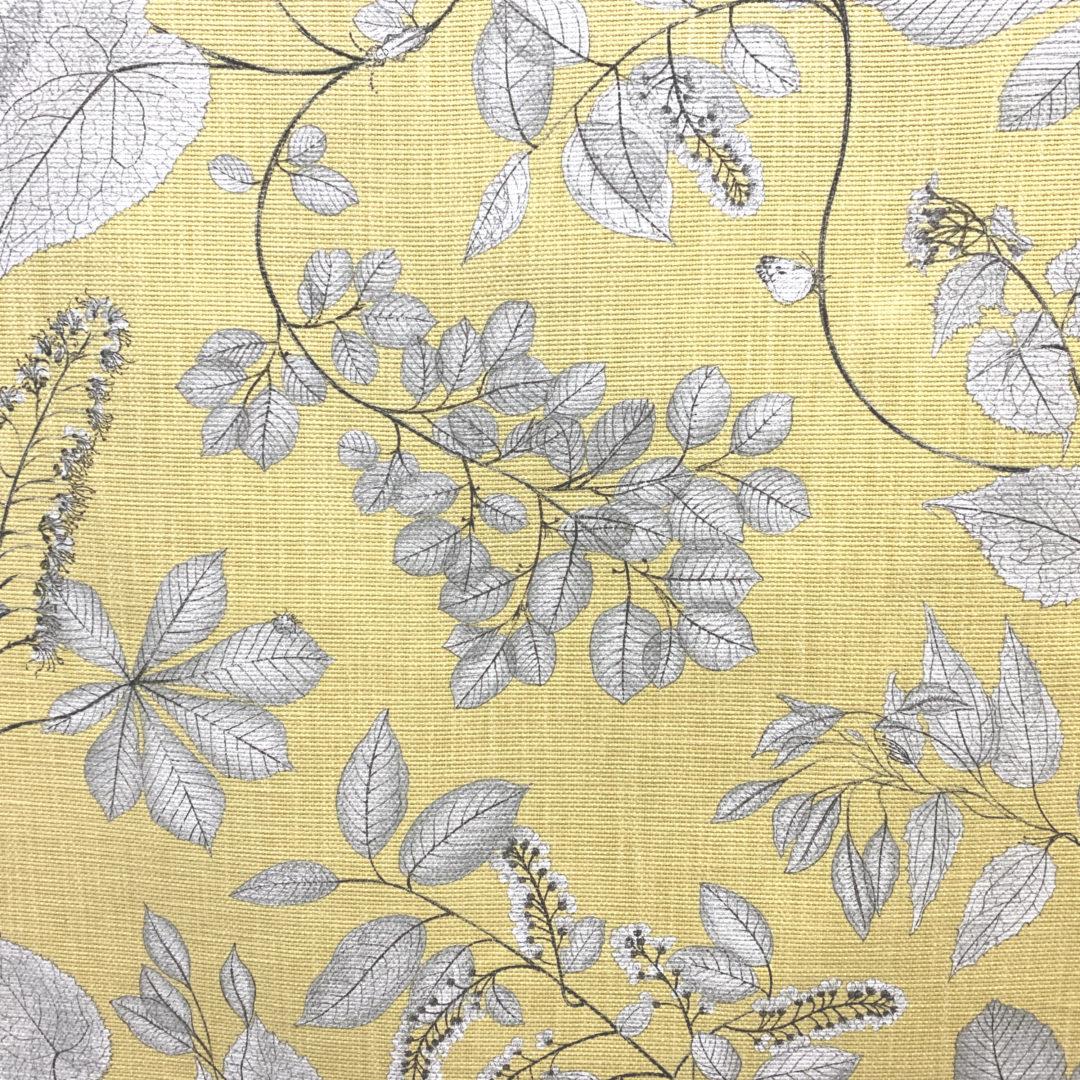 Arboretum - Citrine - Designer & Decorator Fabric from #1 Online Fabric Store
