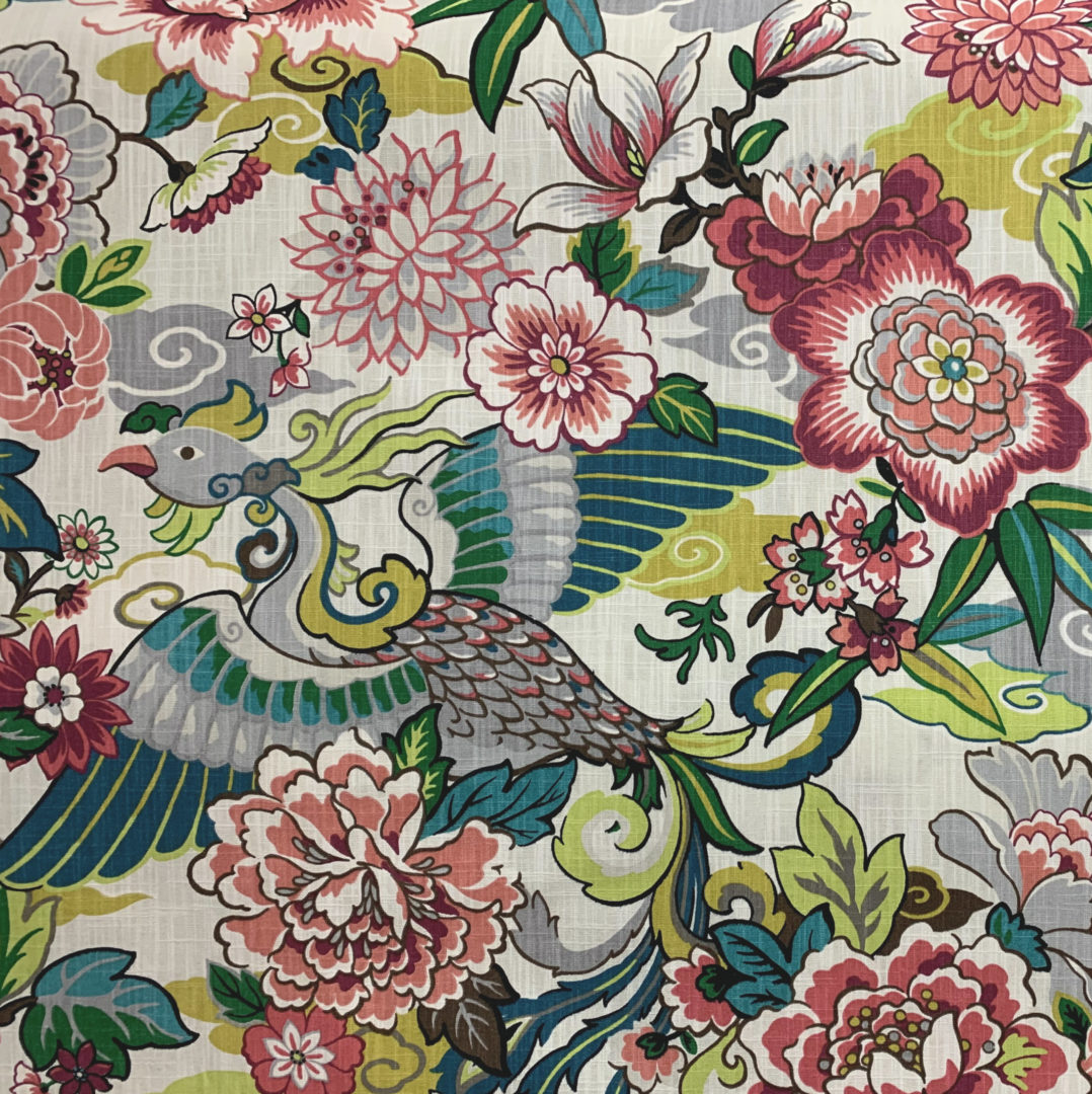Lushan Garden - Whimsical - Designer & Decorator Fabric from #1 Online Fabric Store