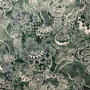 Temple Lion - Woodland - Designer & Decorator Fabric from #1 Online Fabric Store