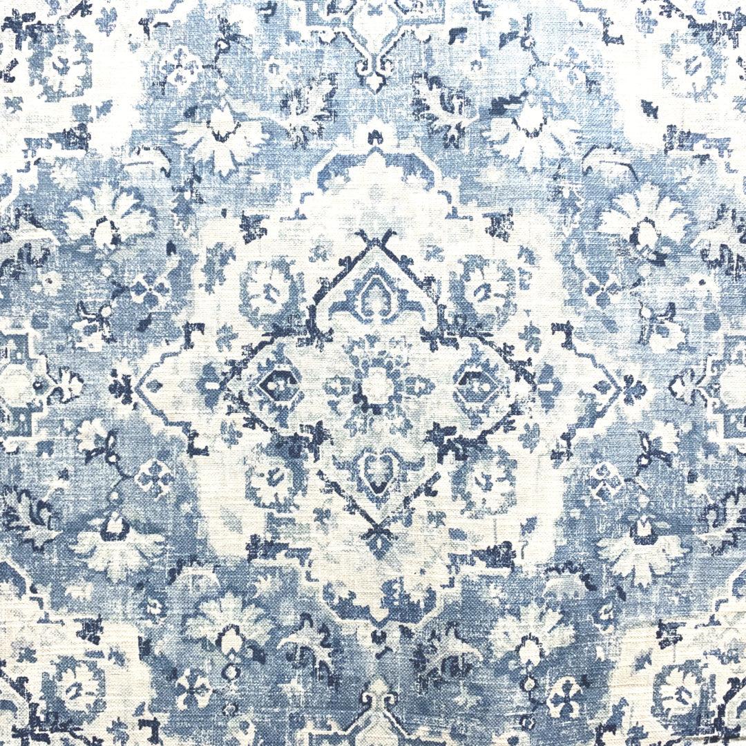 Benbrook - Bluebell - Designer & Decorator Fabric from #1 Online Fabric Store