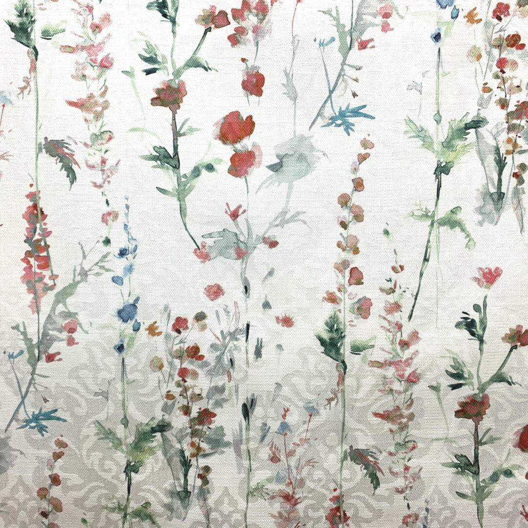 Besler - Rose - Designer & Decorator Fabric from #1 Online Fabric Store