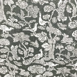 Hovland - Graphite - Designer & Decorator Fabric from #1 Online Fabric Store