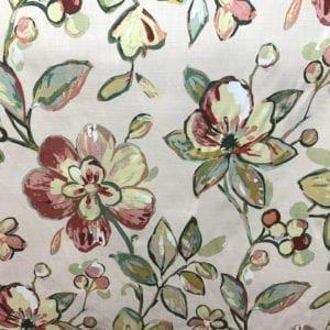 Osklaloosa - Rose Powder - Designer & Decorator Fabric from #1 Online Fabric Store