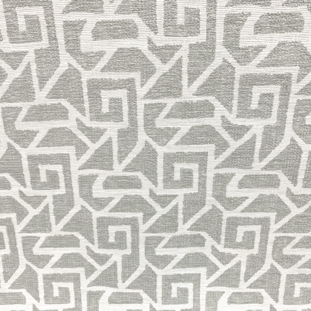 UV Kallio - Zinc - Designer & Decorator Fabric from #1 Online Fabric Store