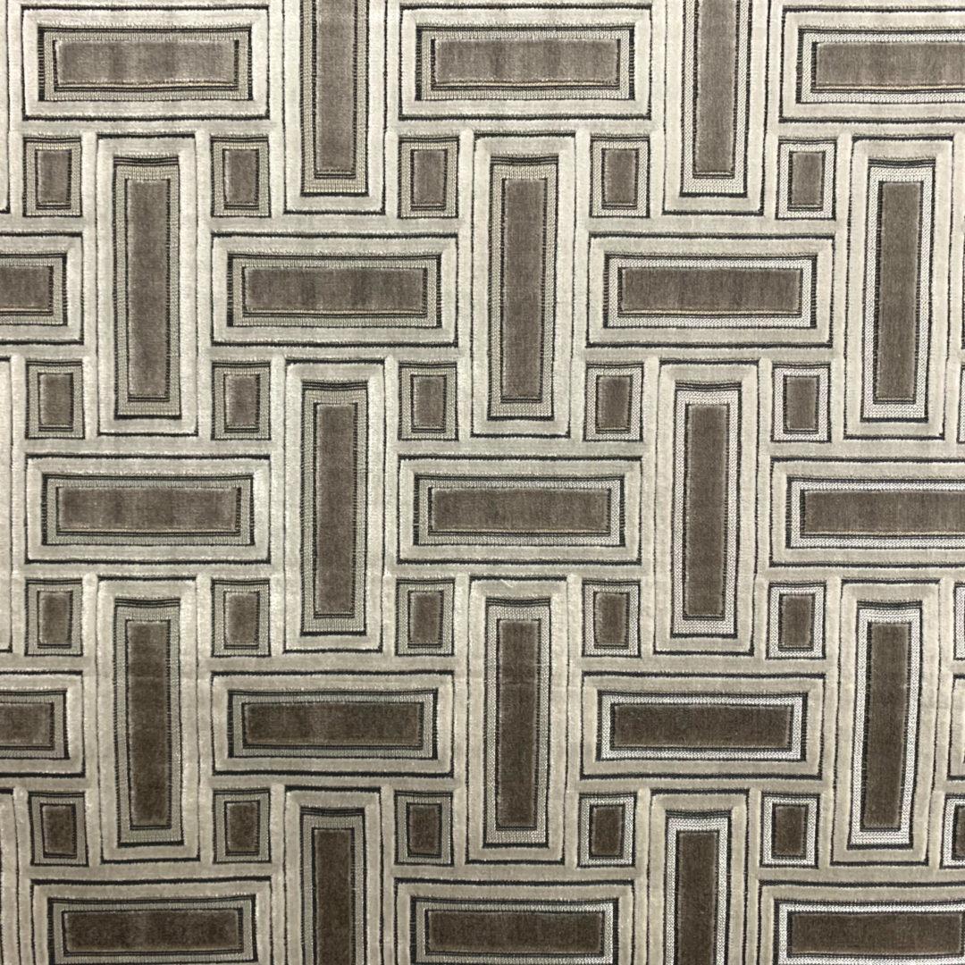 Brix City - Truffle - Designer Fabric from Online Fabric Store