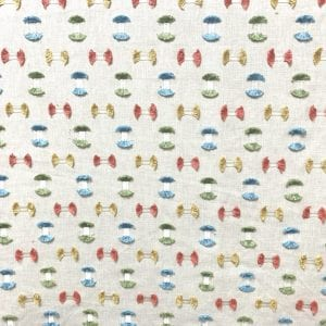 Frayed - Confetti - Designer Fabric from Online Fabric Store