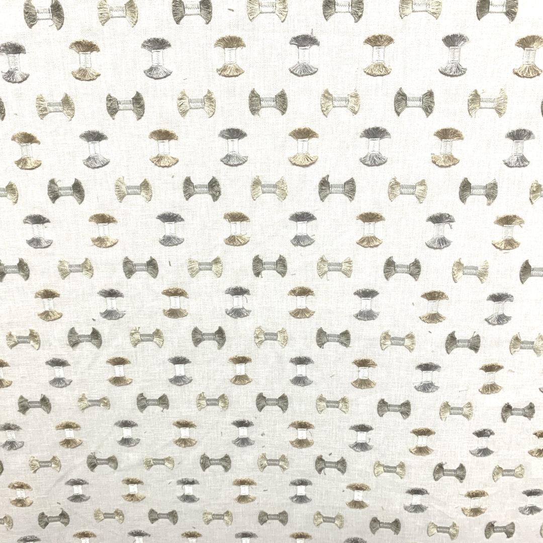 Frayed - Travertine - Designer Fabric from Online Fabric Store