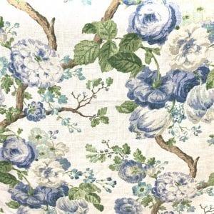 Manor House - Porcelain - Designer Fabric at Online fabric store, fabrichousenashville.com