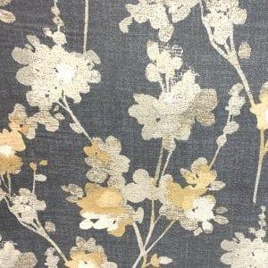 Prose - Charcoal Fabric Print - Designer Fabric at Online fabric store, fabrichousenashville.com