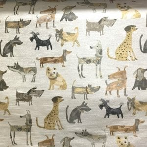 Wag a Tude - Desert - Discount Designer Fabric by online fabric store, fabrichousenashville.com