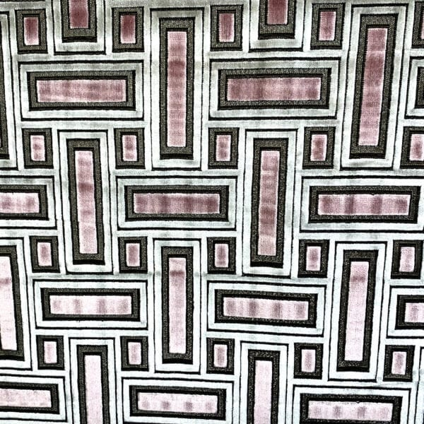 Brix City - Bella Pink- Designer Fabric from Online Fabric Store