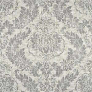 Downton - Graphite- Designer Fabric from Online Fabric Store