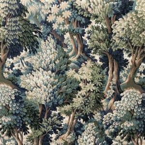 Into The Woods - Forest- Designer Fabric from Online Fabric Store