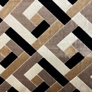 Zazie - Onyx- Designer Fabric from Online Fabric Store
