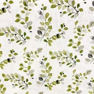 Acacia - Vert- Designer Fabric from Online Fabric Store