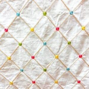 Audrey - 79 Birthday Cake- Designer Fabric from Online Fabric Store