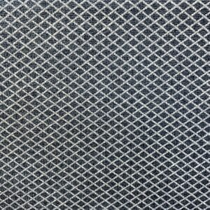 UV Ambree - Indigo- Designer Fabric from Online Fabric Store