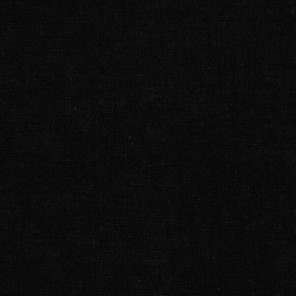 03351 Rosemary Linen - Black- Designer Fabric from Online Fabric Store