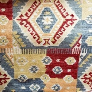 Banzai - Ruby- Designer Fabric from Online Fabric Store