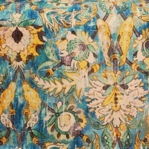 Hermes - Peacock- Designer Fabric from Online Fabric Store